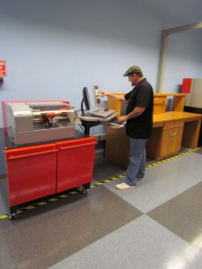 CNC Machining Lab 2