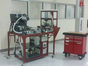 Manufacturing Lab Pump and Flow Trainer