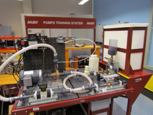 Pumps and Motors Lab 1