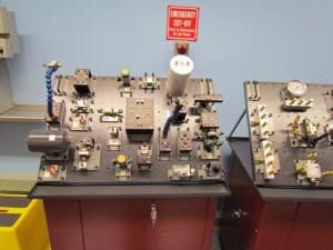 Hydraulics and Pneumatics Lab 1