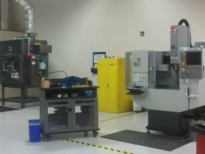 Manufacturing Lab - Mini Mill