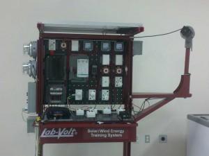 Manufacturing Lab - Wind Trainer