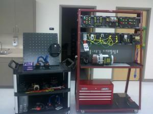 Motor Control and Sensors Trainer