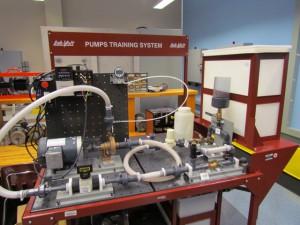 Pumps and Motors Lab 1
